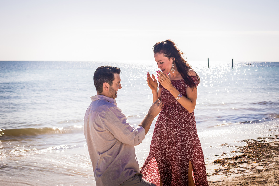 Candid Engagement Photography in Cancun by Adventure Photos