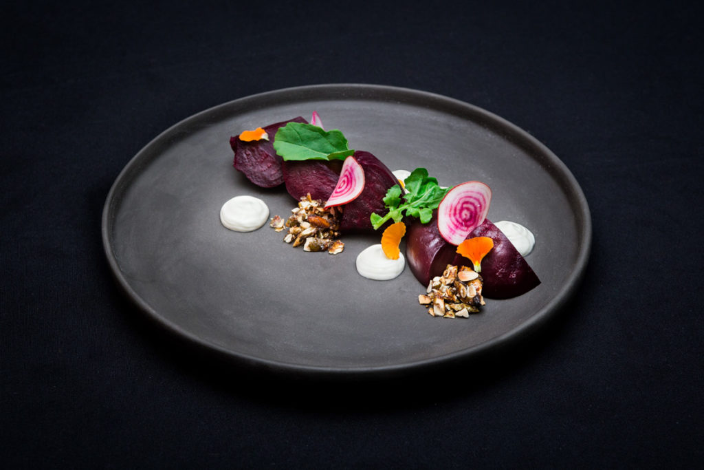 Colourful dish captured by professional food photographers at Adventure Photos