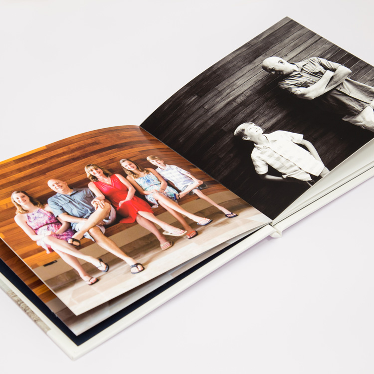 Luxury photo books