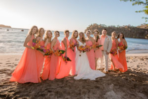 Beach wedding attire for women