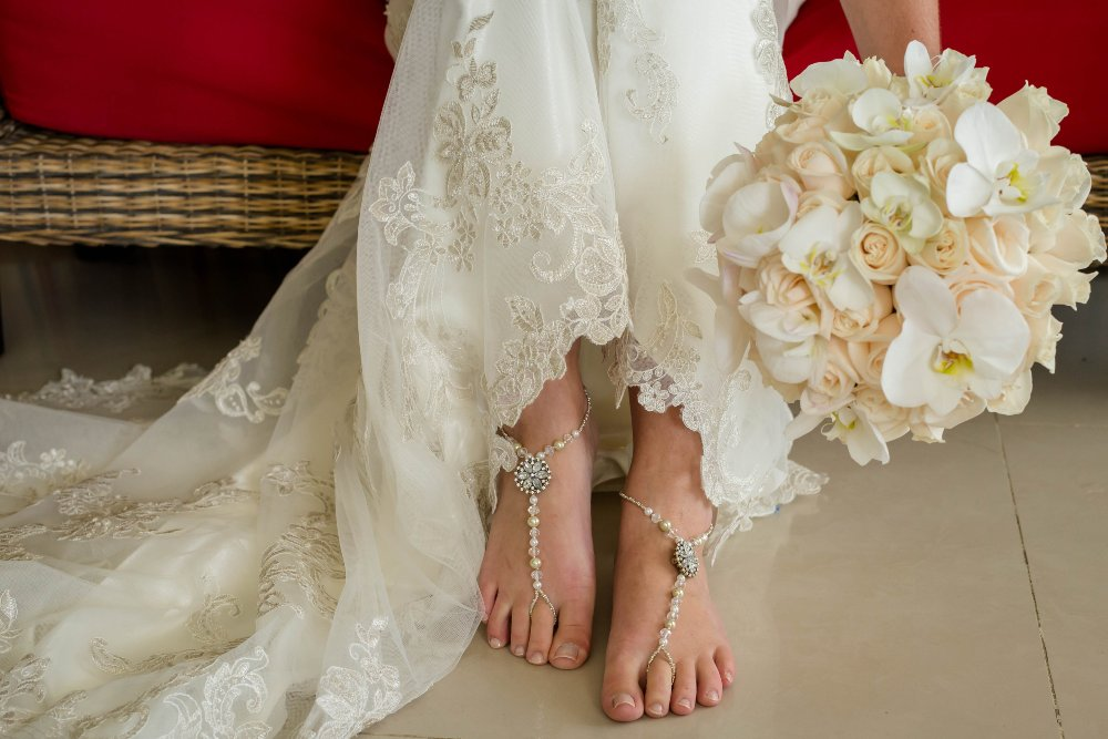 Best Shoes for a Beach Wedding