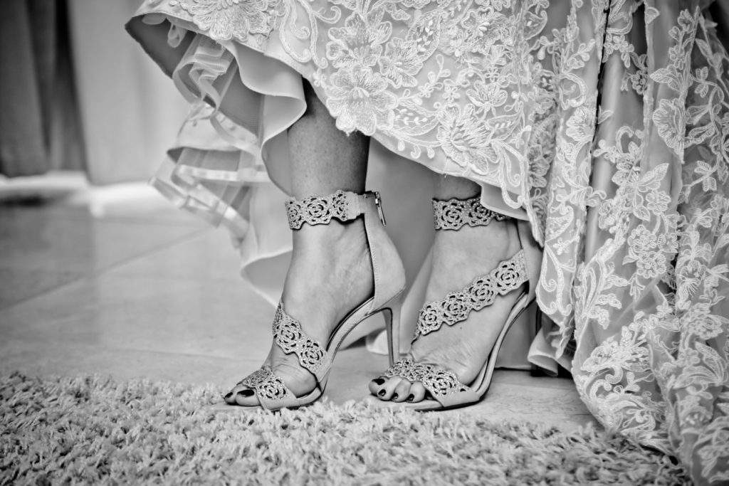 Picking Shoes for Your Wedding