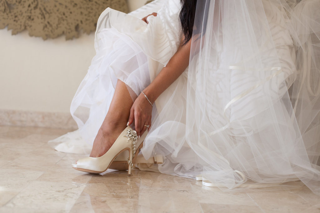 What Kind of Shoes to Wear for a Wedding