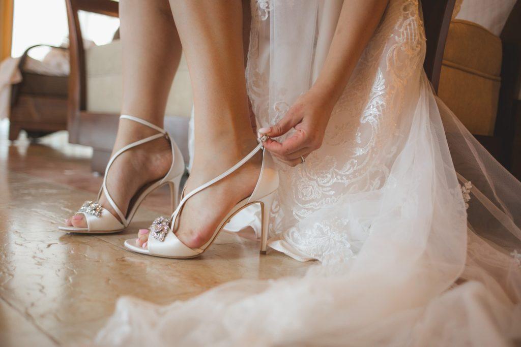When Should You Buy Wedding Shoes