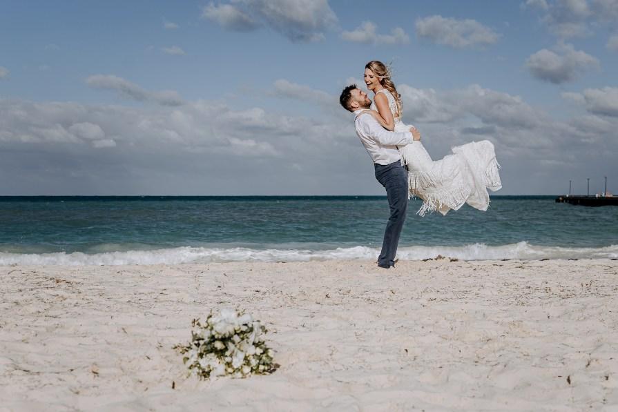 Destination Beach Wedding Photographers
