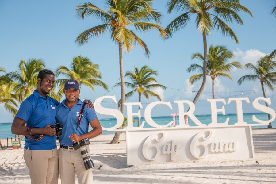 Secrets Resorts Photographers - Adventure Photos