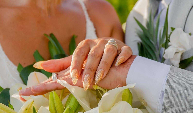 Stunning Destination Wedding at Secrets Aura Resort