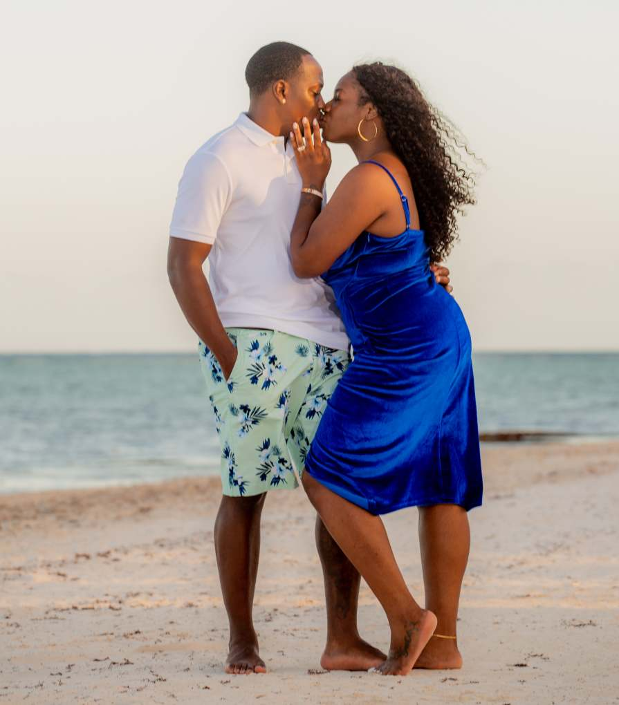 Beach Lifestyle Photo Session by Adventure Photos at Secrets Cap Cana